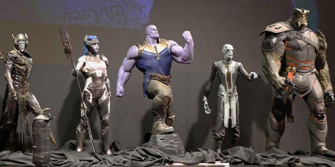 Black-Order-Infinity-War-Statues